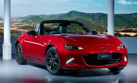Cadoul celor de la Mazda: noua MX-5