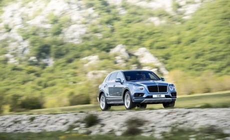 Primul diesel din istoria mărcii Bentley: Bentayga Diesel
