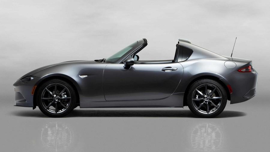 Mazda MX-5 RF va fi in curand disponibila si in Europa