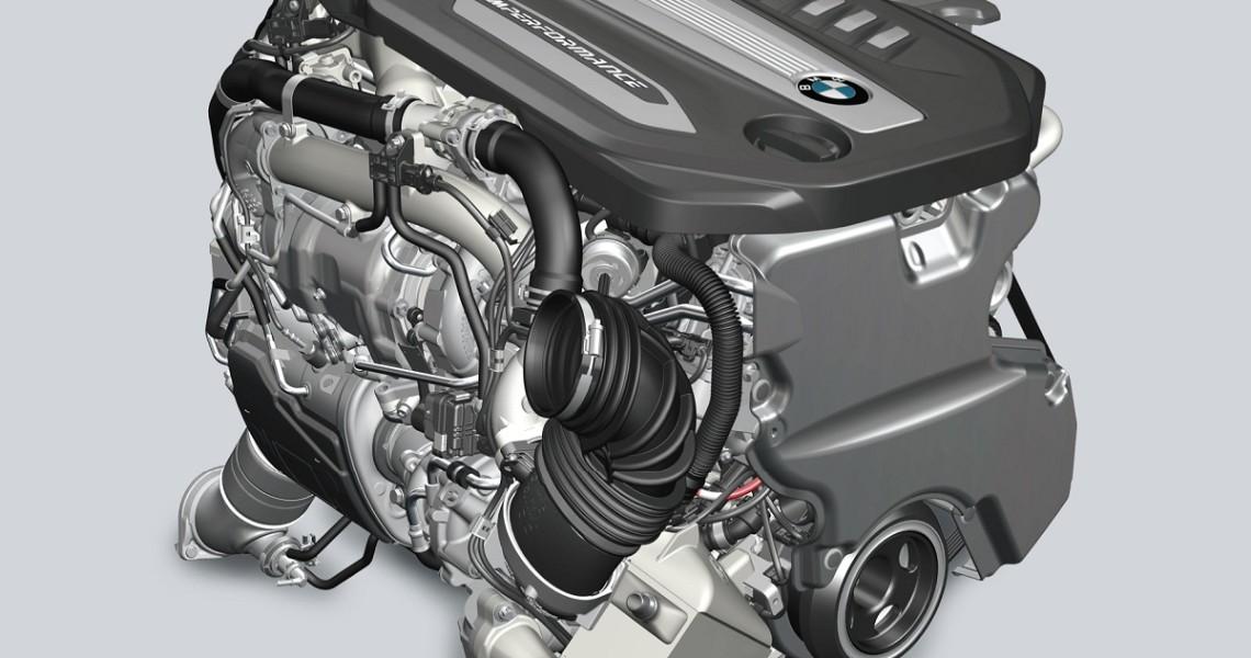 Cel mai puternic motor diesel cu şase cilindri din lume