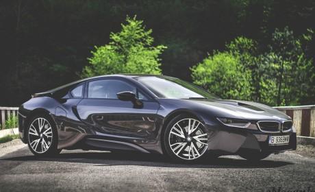 Test Drive BMW i8