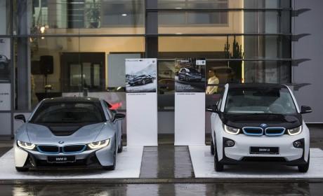 Automobile Bavaria Group a deschis prima locaţie BMW din Bacău