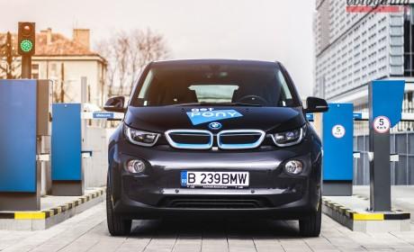 BMW i3 are acum o autonomie de 300 km