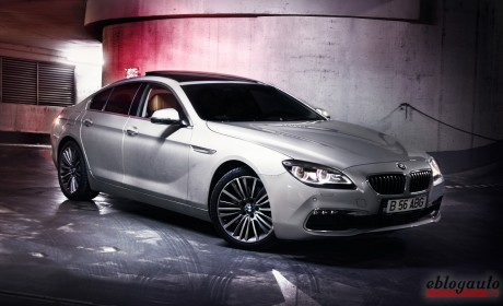 Test Drive BMW 640d Gran Coupe