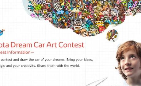 Toyota Dream Car Art Contest și-a desemnat câștigătorii în etapa națională  a celei de-a șasea ediții