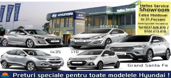 Reprezentanta Hyundai Focsani