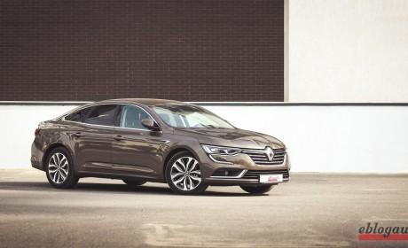 Test Drive Renault Talisman 1.6 200 CP EDC