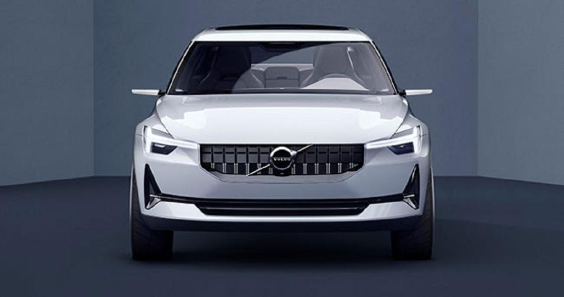 Volvo prezintă în premieră viziunea noii game de autoturisme compacte